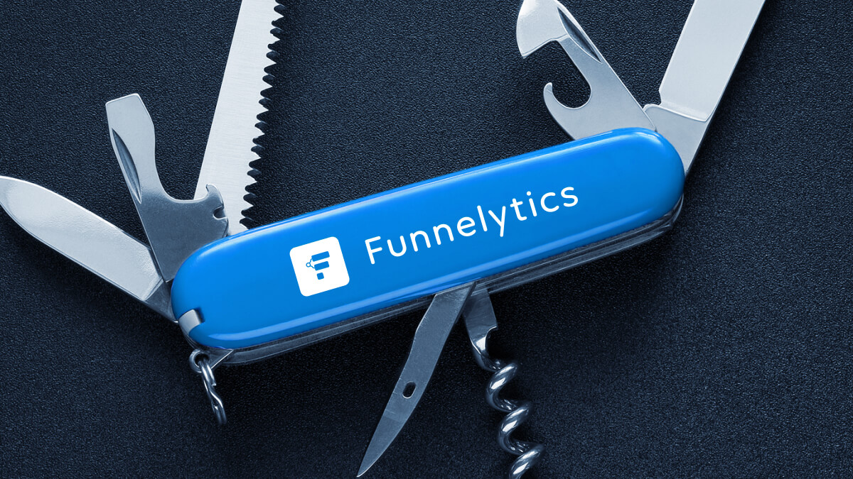 Funnelytics: Way More Than Just Another Funnel Mapping Tool