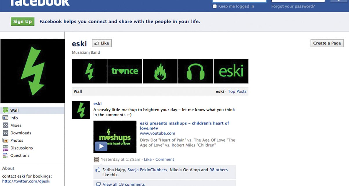 Facebook 101 For DJs, Part 3: How To Get 150,000 Fans In A Year