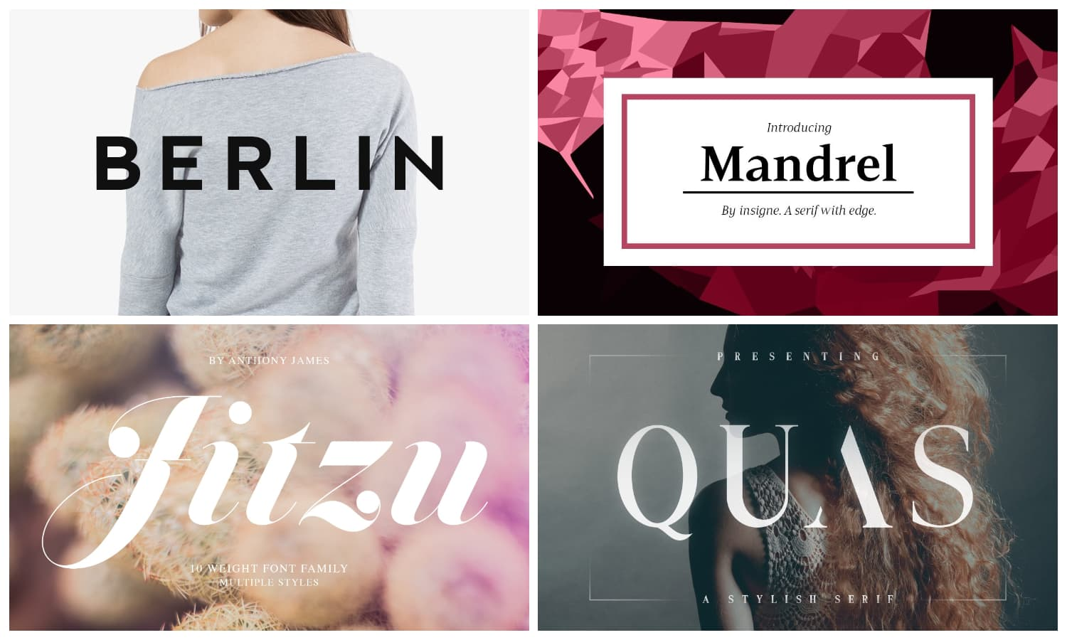 40 Fashion Fonts That Will Help You Make a Statement | HipFonts