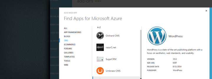 How to Install WordPress on Microsoft Azure: Step by Step Guide