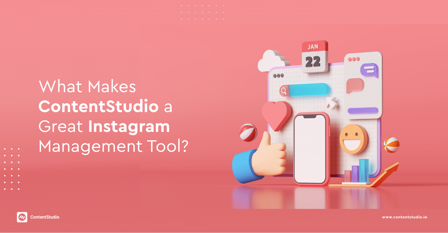 What Makes ContentStudio a Great Instagram Management Tool?