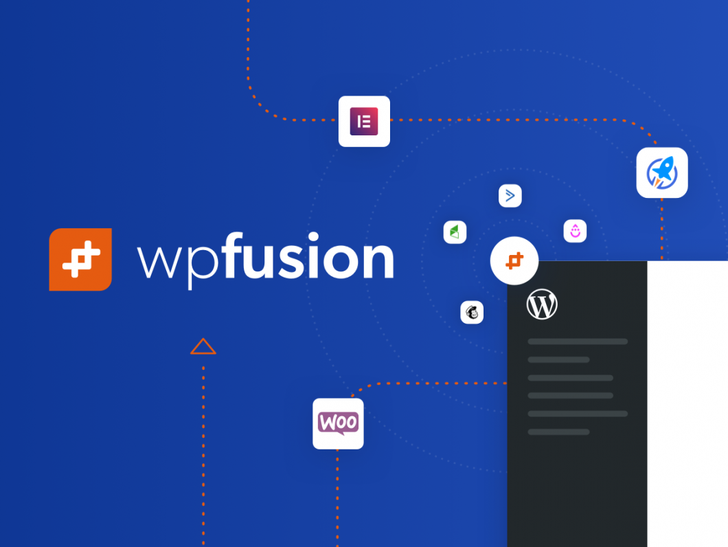 WP Fusion – Marketing automation for WordPress