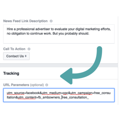 UTM tags + Facebook ads = awesome – Marketing Land
