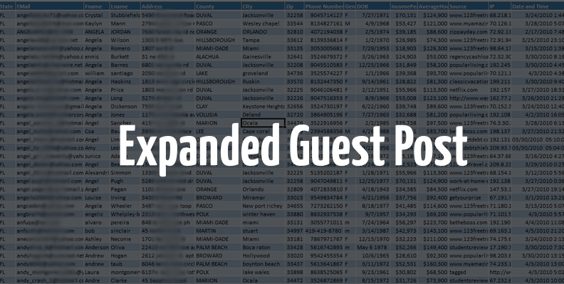 How to 100x the Effectiveness of your Guest Post