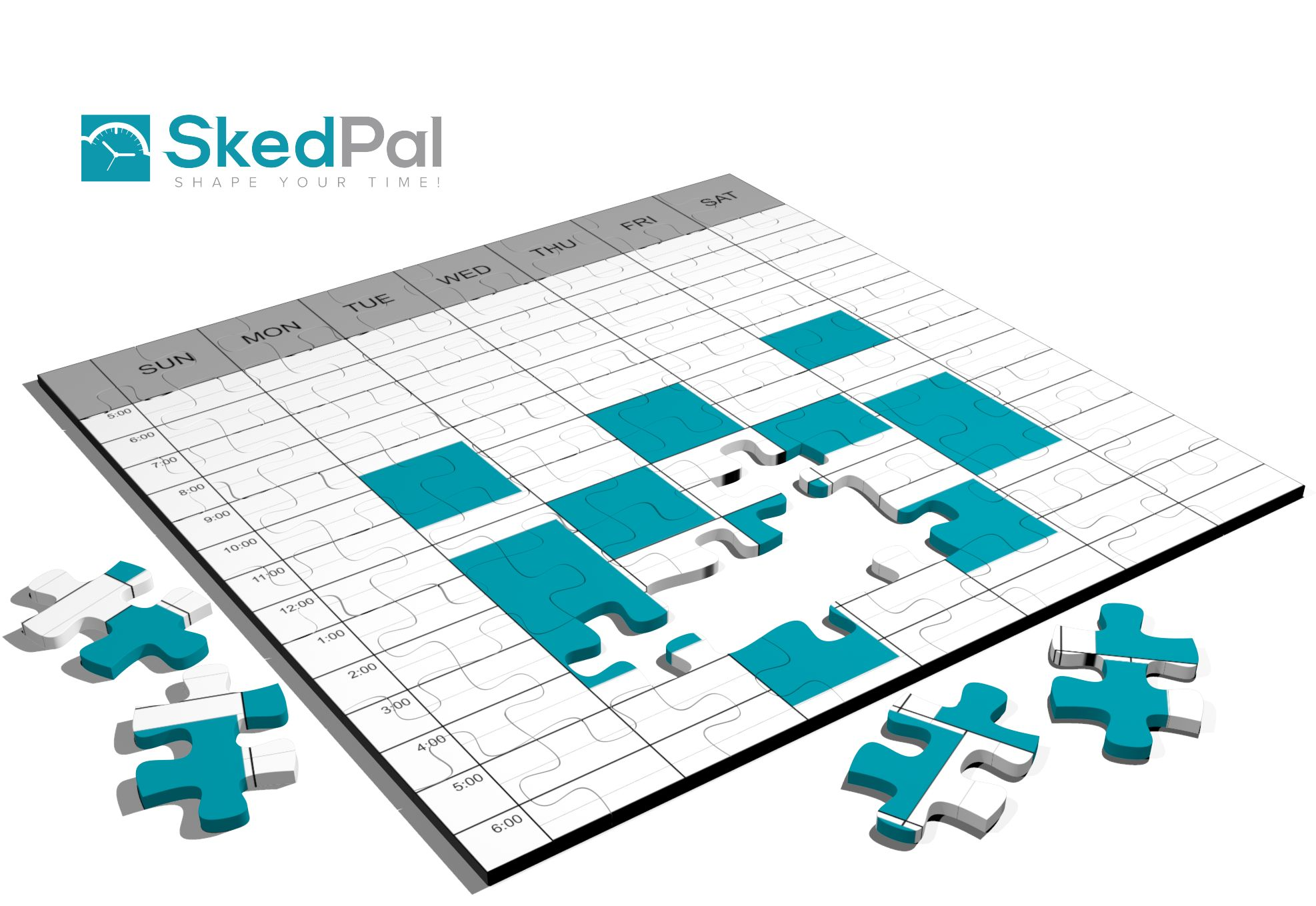 SkedPal – The Smart Calendar App That Schedules Your To-Do's Auotmagically!
