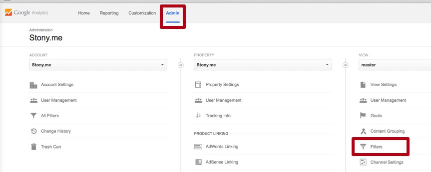 How to filter spam from Google Analytics in 3 minutes – Tony's blog