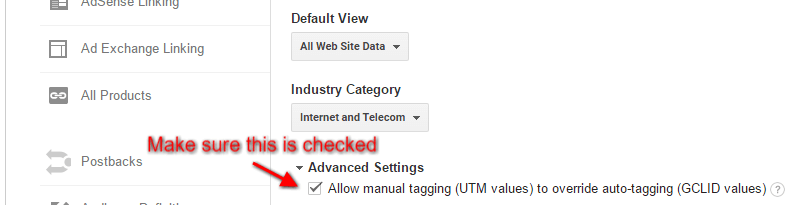 UTM Tagging vs. Adwords Auto-tagging Guide – Effin Amazing