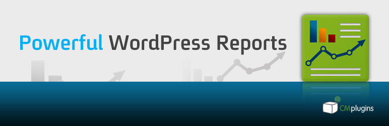 CM Custom Reports — WordPress Plugins