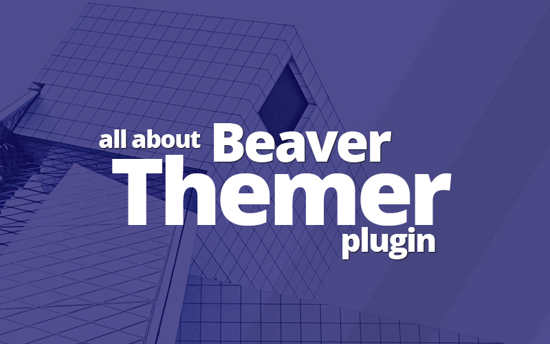 Beaver Themer plugin | Builder for theme header, post, shop, ACF layouts
