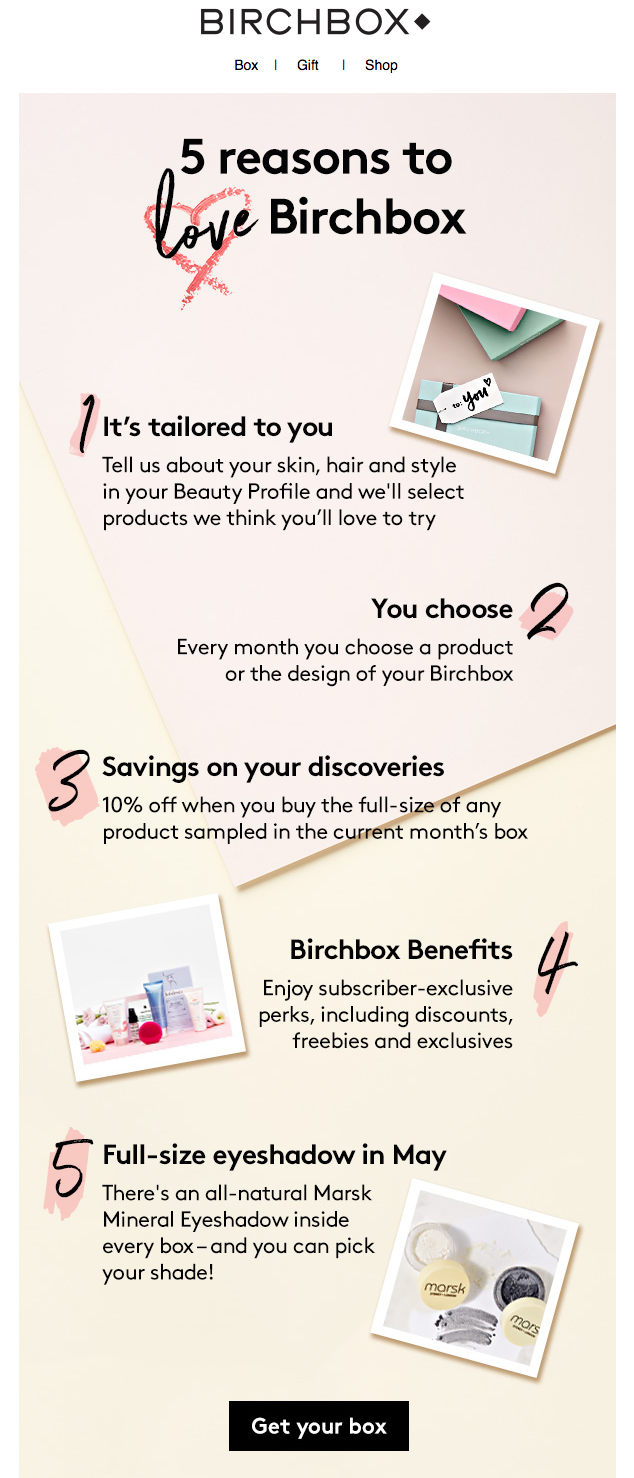 10 Things Subscription Box Sites Can Teach Us About Ecommerce Marketing