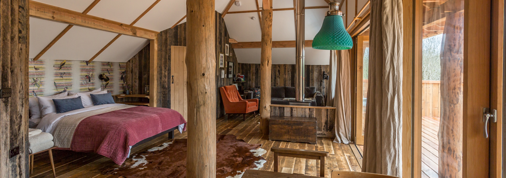 Wolf Wood Treehouses – Holiday Holiday Accommodation in Devon