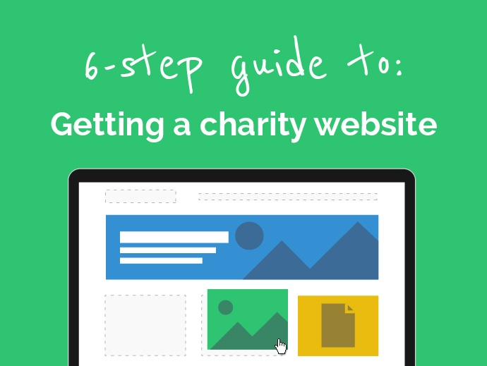 Build a charity website in 6 easy steps