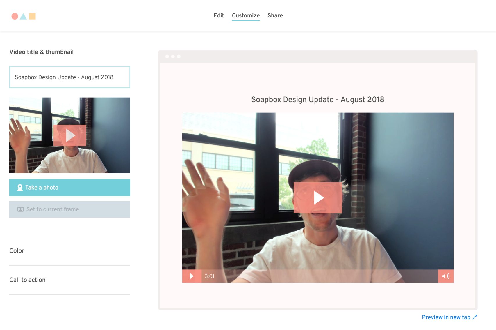 Tips for Delivering a Great Performance in Your Next Sales Video — Wistia
