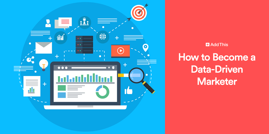 How to Become a Data-Driven Marketer