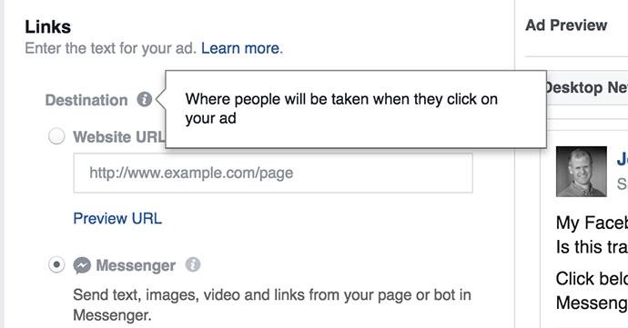 Facebook Messenger Ads: A Guide – Jon Loomer Digital