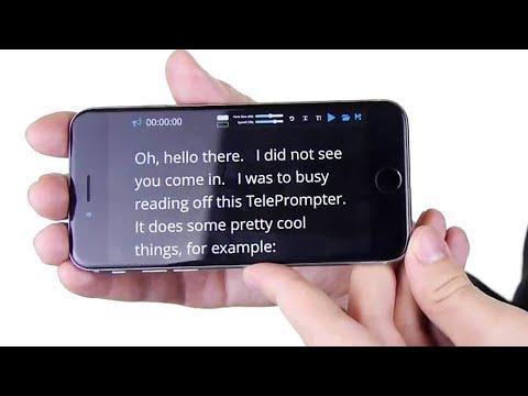 Telepromptermirror.com