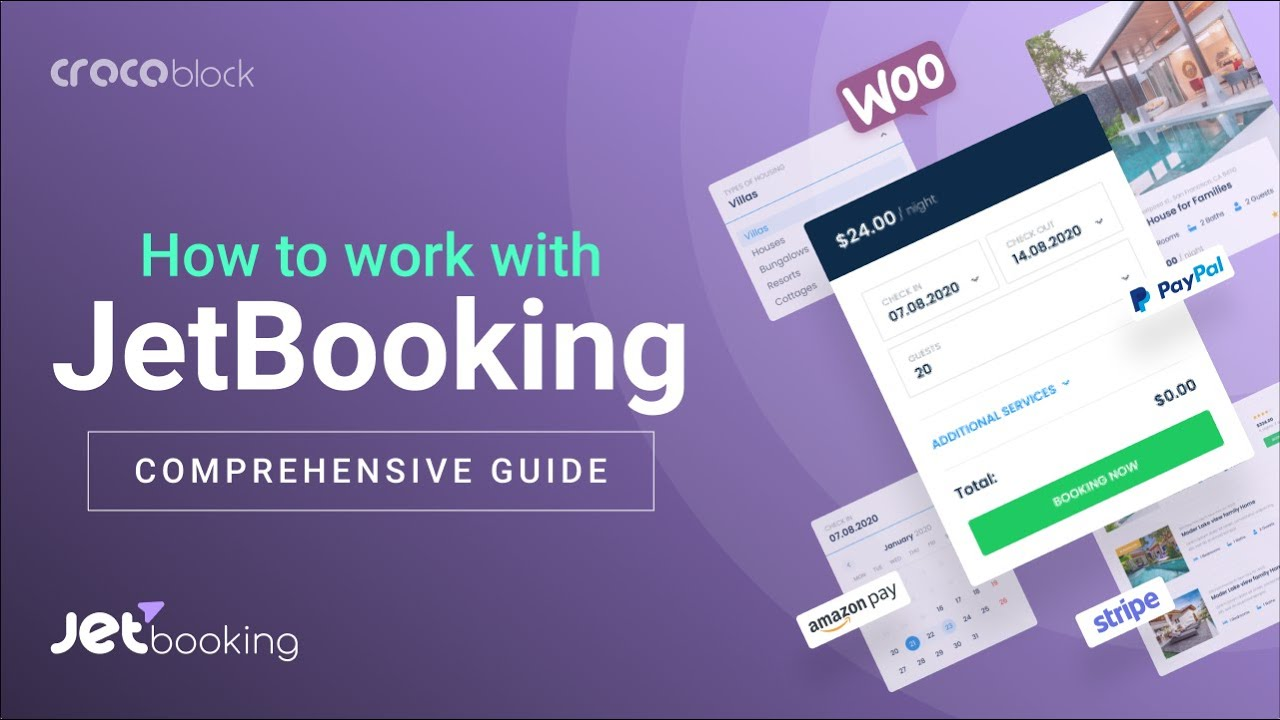 JetBooking for Elementor | Comprehensive Guide