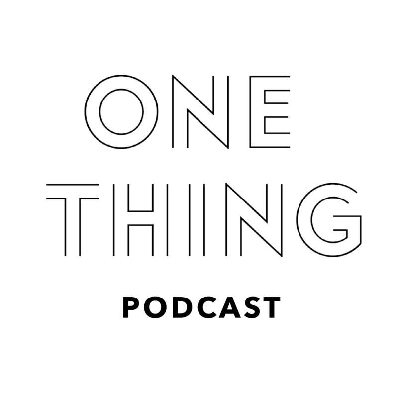 Radical Productization with Ben Manley | One Thing – A Podcast About Creating Better Products