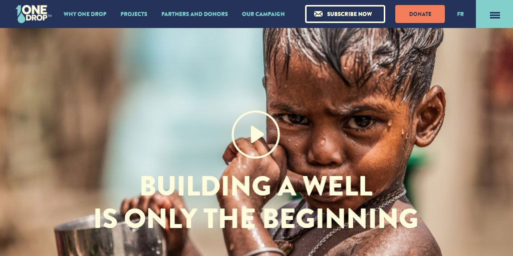 Best Nonprofit Website Designs
