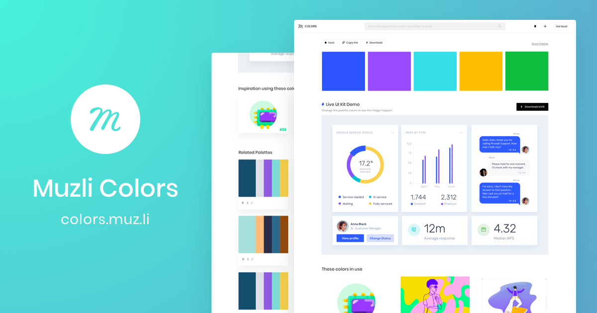 Color Palette Generator – Create Beautiful Color Schemes