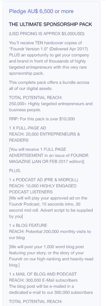 How We Went From 0 to $50,000 in Sponsorships in 4 Weeks