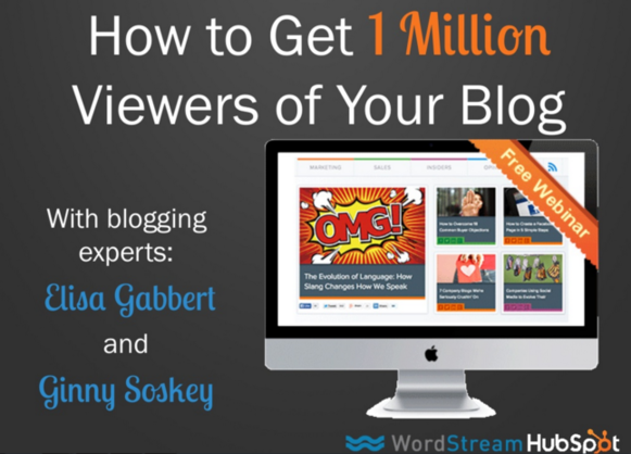 How to Get a Million+ Blog Visits Per Month
