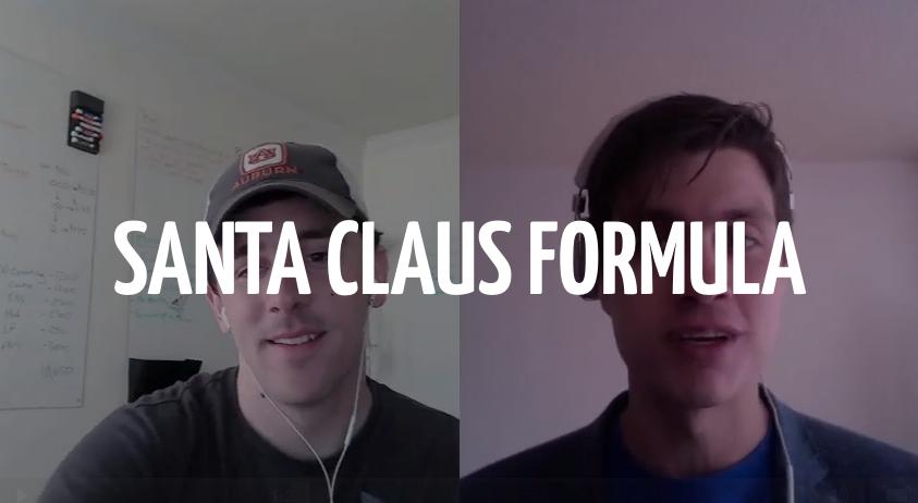 "The ""Santa Claus"" Formula: How Eduardo is going to get a job with Amy Hoy"