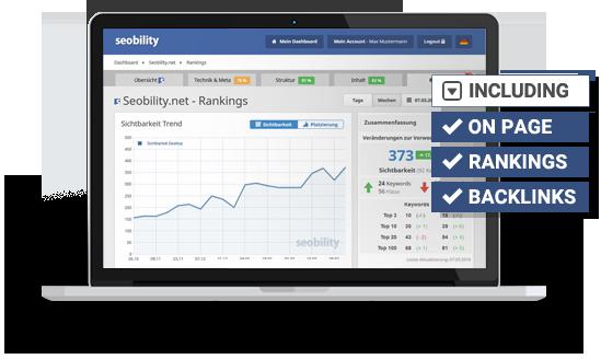 Seobility | Online SEO Software & Free SEO Tools