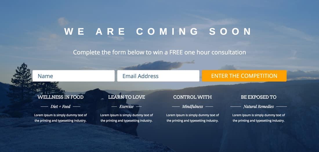 Create a custom Coming Soon page with Beaver Builder – BeyondBeaver.com