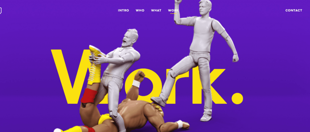 ☝ 17 Inspiring Agency Portfolio Websites