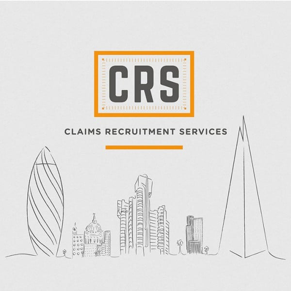 Claims Recruitment branding package, illustration.