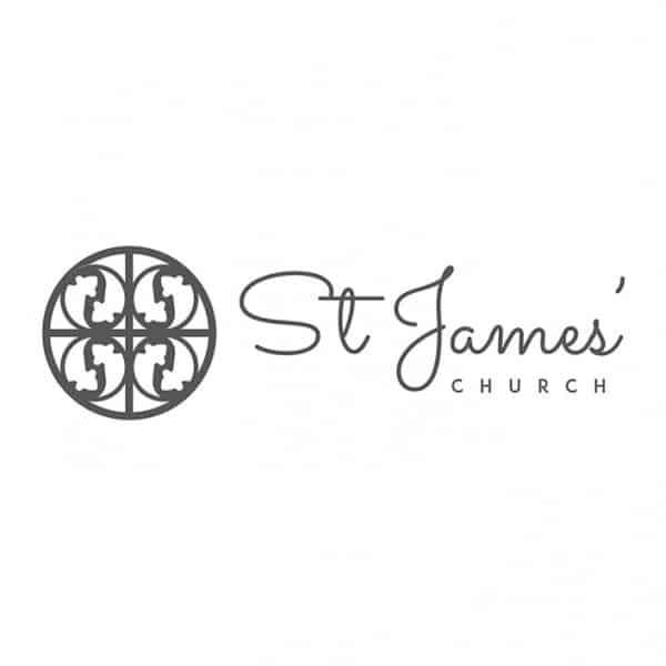 St James' Church Milton, branding, graphic design