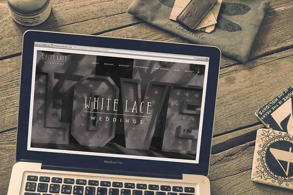 White Lace Weddings