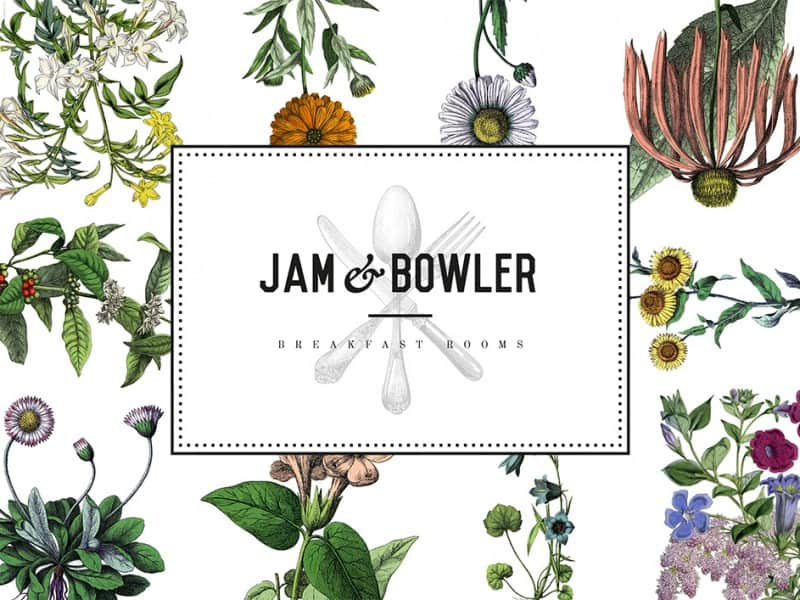 Jam & Bowler Breakfast Rooms