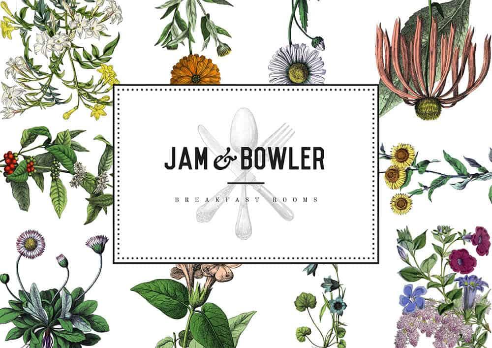 Jam & Bowler Breakfast Rooms