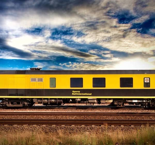 Sperry Rail International Photography