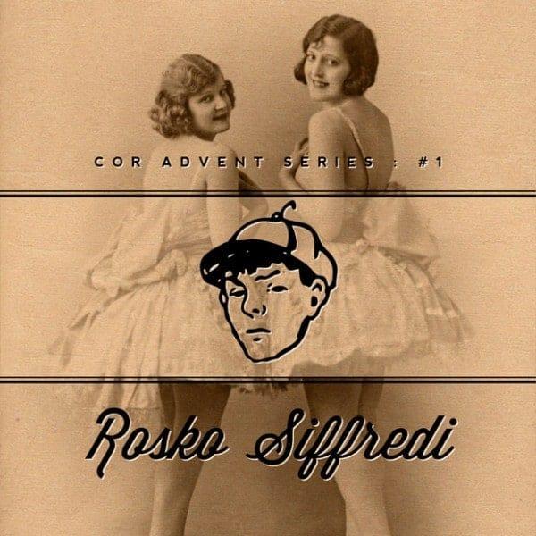 Civilisation of The Rough COR album artwork graphic design