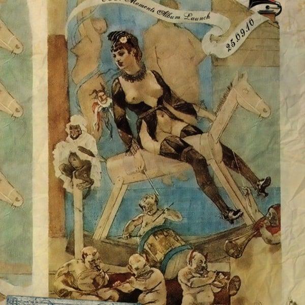 Civilisation of The Rough COR flyer design