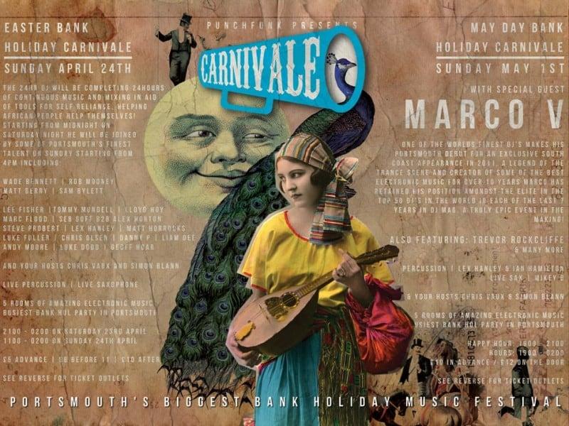 Carnivale Music Festival