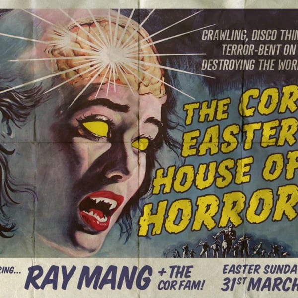 Civilisation of The Rough COR poster design