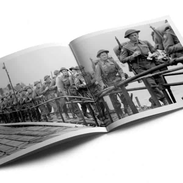 Heroes Tide album booklet design