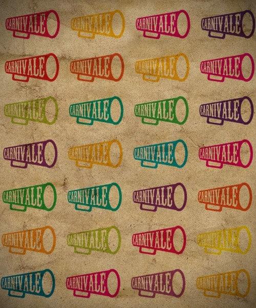 Carnivale logo branding layout