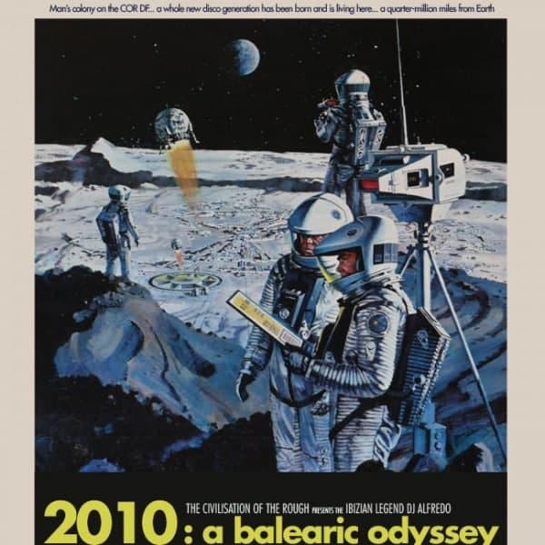 Civilisation of The Rough COR poster graphic design