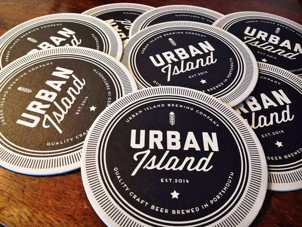 Urban Island Brewing Company