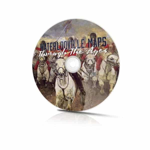 Waterlooville 200 DVD disk