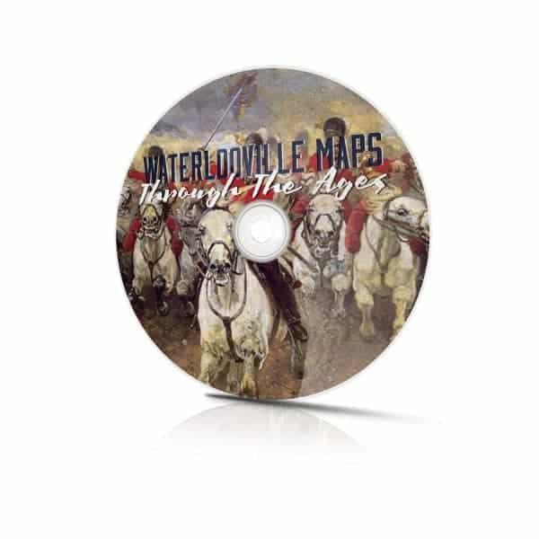 Waterlooville 200 DVD disk